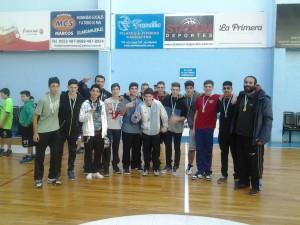 union C medallas campeon